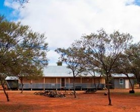 Belah Shearers Quarters - Gundabooka National Park