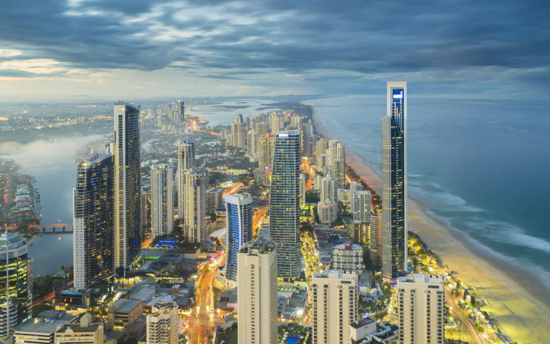 Gold Coast Accommodation in Surfers Paradise