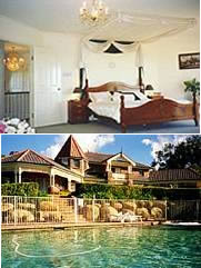 Caprice Boutique Mountain Retreat - Accommodation in Surfers Paradise