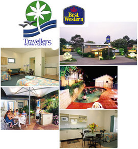 Travellers Motor Village - Accommodation in Surfers Paradise