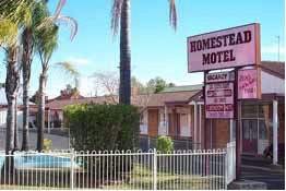 The Homestead Motor Inn - Accommodation in Surfers Paradise