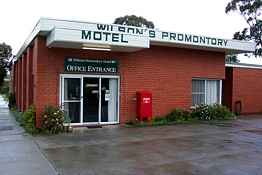 Wilsons Promontory Motel - Accommodation in Surfers Paradise