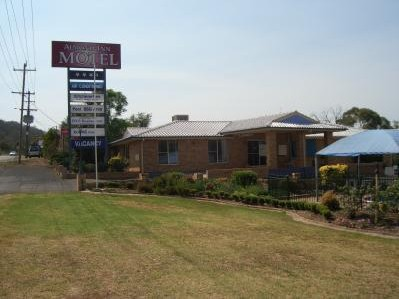 Almond Inn Motel - Accommodation in Surfers Paradise