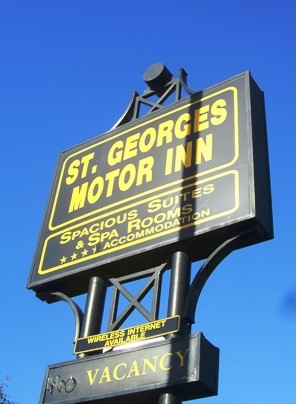 St Georges Motor Inn - Accommodation in Surfers Paradise