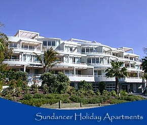 Sundancer Holiday Apartments - Accommodation in Surfers Paradise