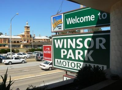 Albury Winsor Park Motor Inn - Accommodation in Surfers Paradise