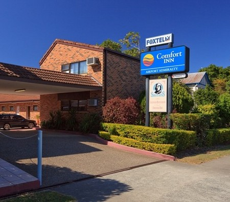 Airport Admiralty Motel - Accommodation in Surfers Paradise