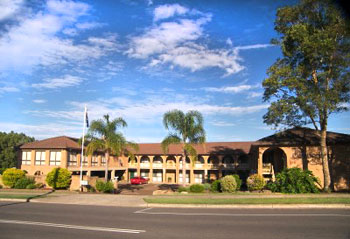 Cumberland Motor Inn - Accommodation in Surfers Paradise