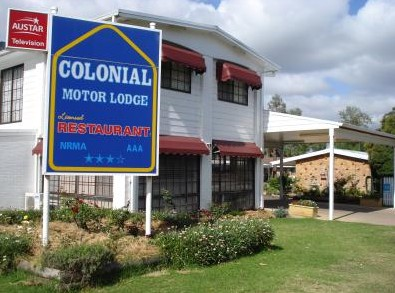 Colonial Motor Lodge - Accommodation in Surfers Paradise