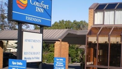 Comfort Inn  Suites Essendon - Accommodation in Surfers Paradise