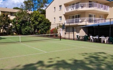 Paradise Grove Holiday Apartments - Accommodation in Surfers Paradise