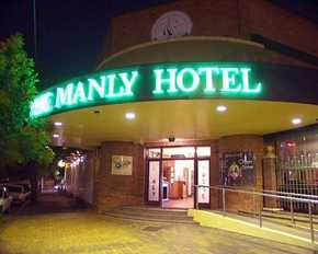The Manly Hotel - Accommodation in Surfers Paradise