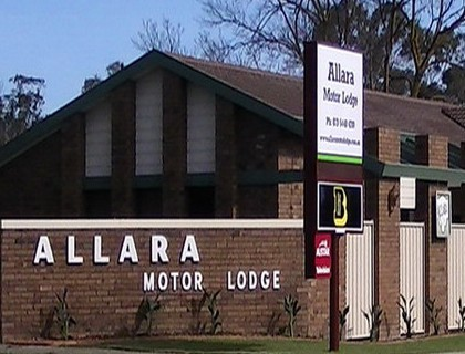 Allara Motor Lodge - Accommodation in Surfers Paradise