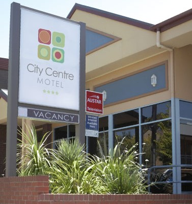 City Centre Motel - Accommodation in Surfers Paradise