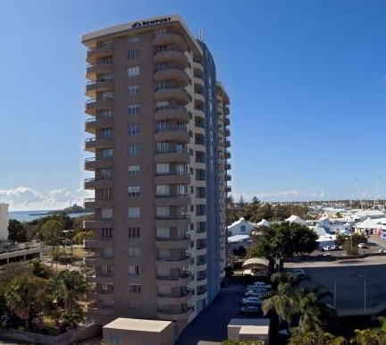 Newport Apartments Mooloolaba - Accommodation in Surfers Paradise