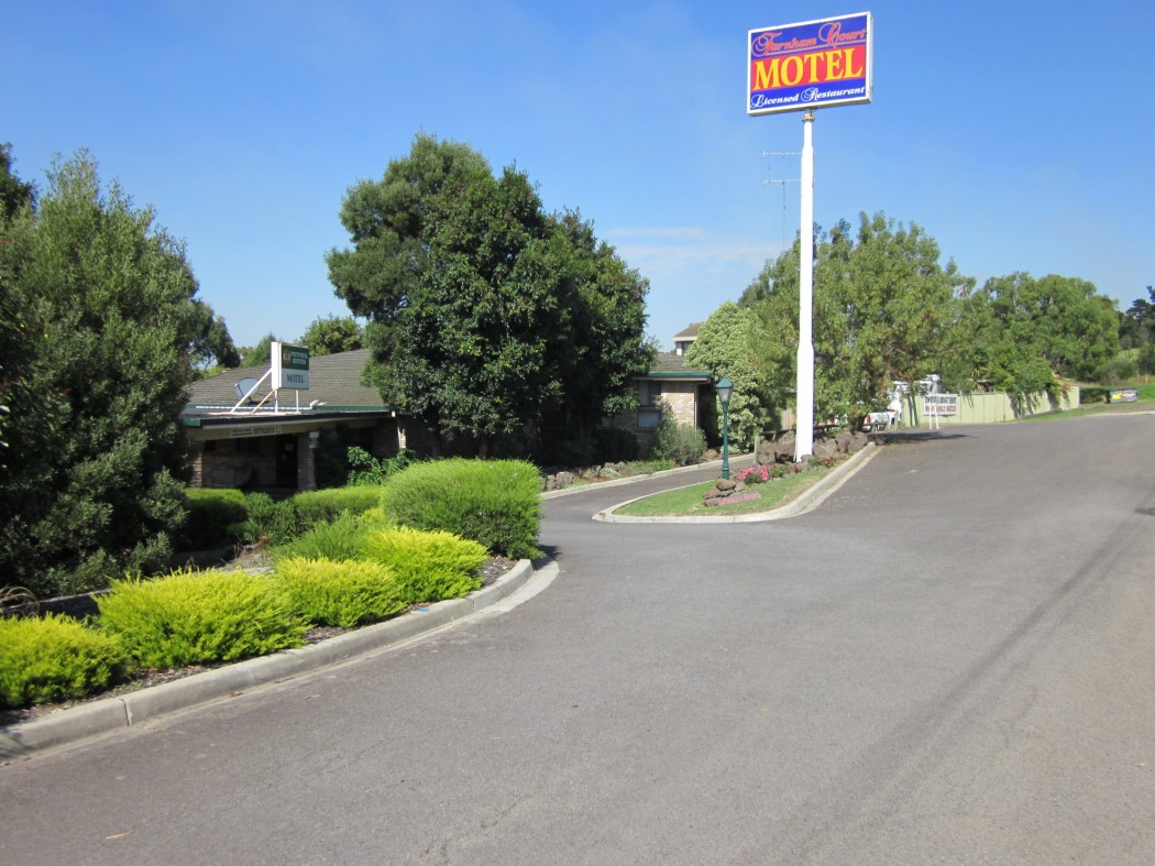 Farnham Court Motel - Accommodation in Surfers Paradise