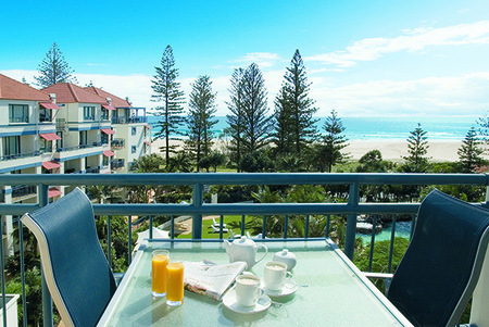 Oaks Calypso Plaza - Accommodation in Surfers Paradise