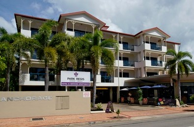 Park Regis Anchorage - Accommodation in Surfers Paradise