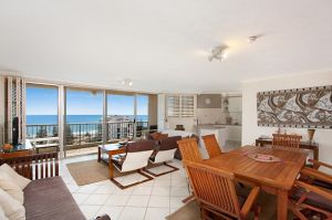 Rainbow Commodore Holiday Apartments - Accommodation in Surfers Paradise