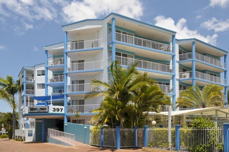 White Crest Luxury Apartments - Accommodation in Surfers Paradise