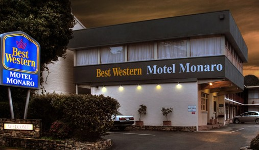 Best Western Motel Monaro - Accommodation in Surfers Paradise