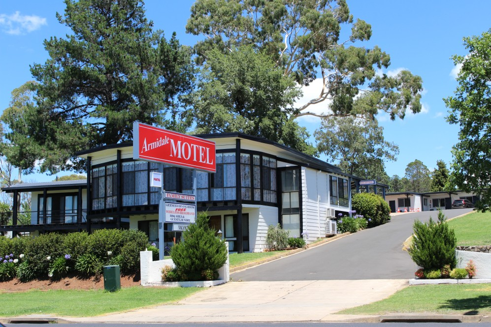 Armidale Motel - Accommodation in Surfers Paradise