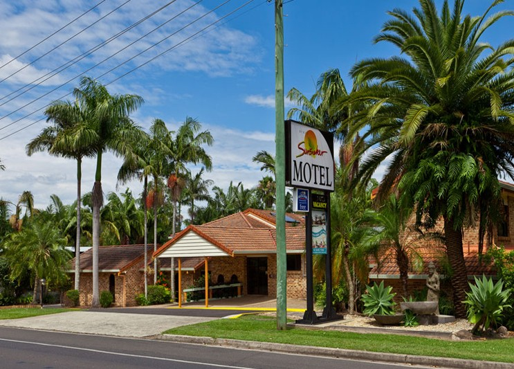 Byron Sunseeker Motel - Accommodation in Surfers Paradise