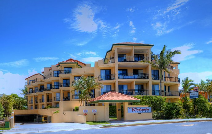 Windsurfer Resort - Accommodation in Surfers Paradise