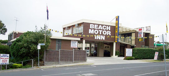 Beach Motor Inn - Accommodation in Surfers Paradise