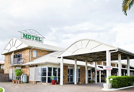 Gympie Muster Inn - Accommodation in Surfers Paradise