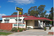 GLENROWAN KELLY COUNTRY MOTEL - Accommodation in Surfers Paradise