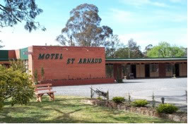 Motel St Arnaud - Accommodation in Surfers Paradise
