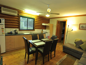 Western KI Caravan Park Cabins - Accommodation in Surfers Paradise