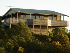 Lantauanan - The Lookout - Accommodation in Surfers Paradise