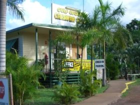 Gulf Country Caravan Park - Accommodation in Surfers Paradise