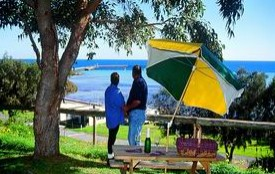 Moonta Bay Caravan Park Cabins - Accommodation in Surfers Paradise
