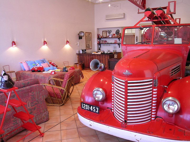 The Fire Station Inn - Loggia Suite - Accommodation in Surfers Paradise