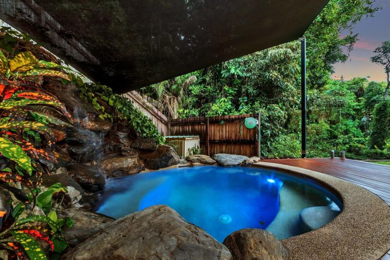 Platypus Springs Rainforest Retreat - Accommodation in Surfers Paradise