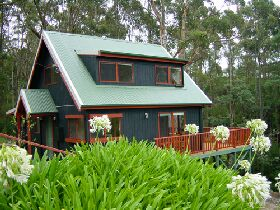 Tree Tops Cascades - Accommodation in Surfers Paradise
