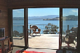 Bruny Island Accommodation Services - Captains Cabin
