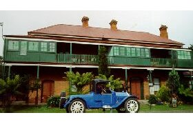 Kingsley House Olde World Accommodation - Accommodation in Surfers Paradise