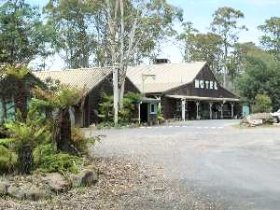 Derwent Bridge Wilderness Hotel - Accommodation in Surfers Paradise