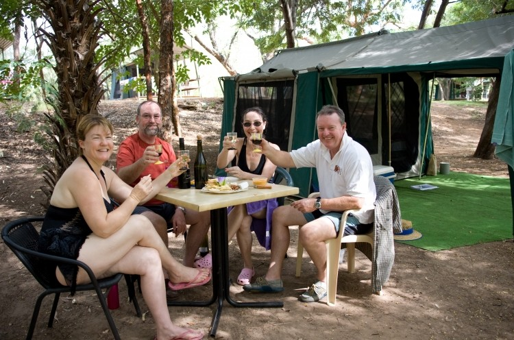 Adels Grove Camping Park - Accommodation in Surfers Paradise