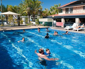 Noosa Caravan Park - Accommodation in Surfers Paradise