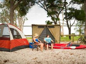 Boreen Point Campground - Accommodation in Surfers Paradise