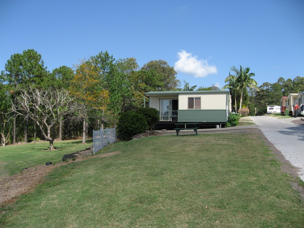 Ocean View Caravan  Tourist Park - Accommodation in Surfers Paradise