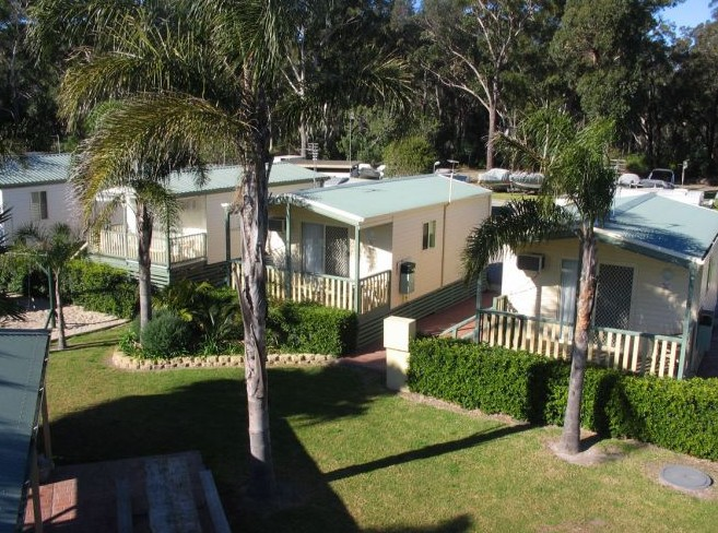 Jervis Bay Caravan Park - Accommodation in Surfers Paradise