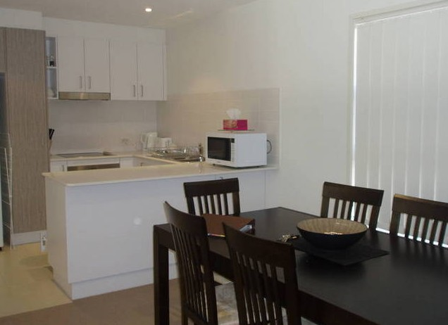 Braddon Element Apartment - Accommodation in Surfers Paradise