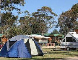 BIG4 Moruya Heads Easts at Dolphin Beach Holiday Park - Accommodation in Surfers Paradise