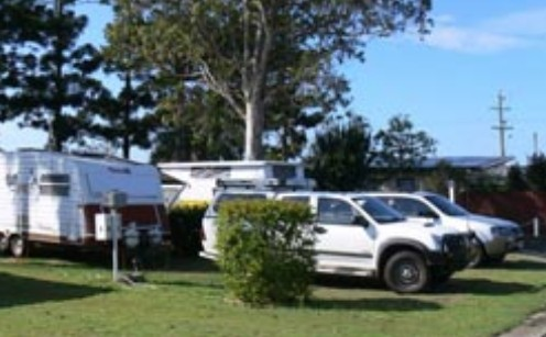 Browns Caravan Park - Accommodation in Surfers Paradise